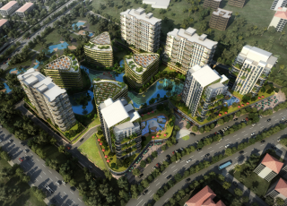 Investment Home-Office Style Apartments In Bahçelievler