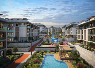 Apartments Surrounded By Nature And Beautiful Coastlines Of Istanbul