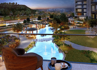 Rising Value Ultra Luxury Apartments İn Kağıthane!