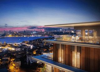 Unmissable Apartments In Üsküdar, The Pearl Of Istanbul