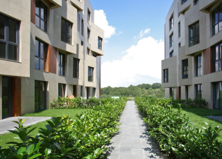 4+1 Eco-Friendly Flats Offering Top Level Comfort At Kemerburgaz