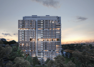 Investment Apartments With Pre-Launch Sales In The Center Of İstanbul