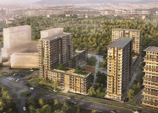 Luxury Apartments For Sale With Rising Value In Zeytinburnu