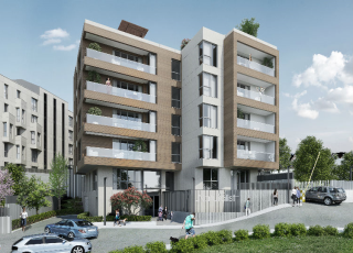 1+1 Flats Advantageous Location And Investment Capability
