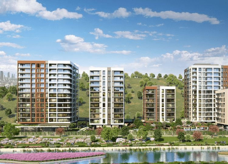 Ultra Luxury Home-Office Style Apartments In İstanbul Kagithane