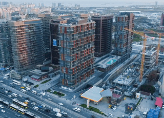 Luxury Residences Ready To Move In Ataköy