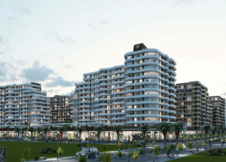 Villas For Sale At Project Called The Crown Jewel Of Beylikdüzü