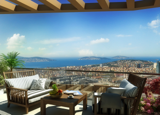 Investment Apartments With Launch Prices İn The Center Of Istanbul