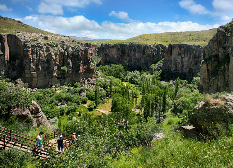 About Ihlara Valley, Aksaray