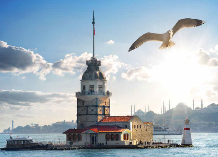About Maidens Tower, Istanbul