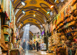 About Grand Bazaar, Istanbul